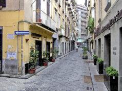 Via Alabardieri Napoli