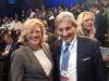 Corina Cretu e Raffaele Cattaneo