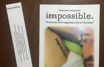 Emanuele Campasano 'im-possibile'