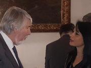 Giuliano Poletti e Sonia Palmeri