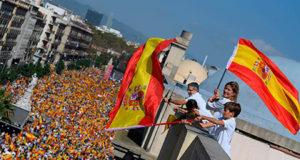Manifestazione Barcellona