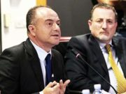 Nicola Gratteri e Antonio Caso