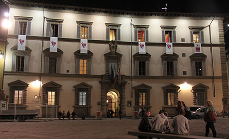 Palazzo Strozzi Sacrati, Firenze