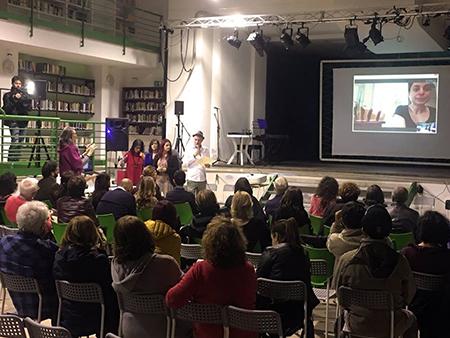 Premiazione Festival del Cinema dei Diritti Umani di Napoli