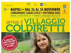 'Villaggio Coldiretti' a Napoli