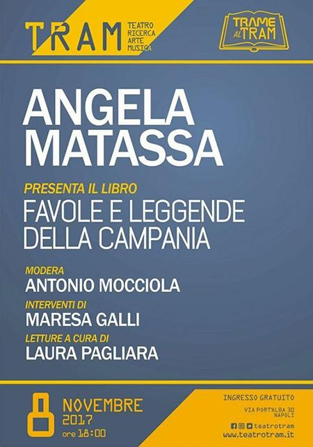 'Favole e leggende della Campania', Angela Matassa