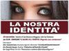 'La nostra identità'