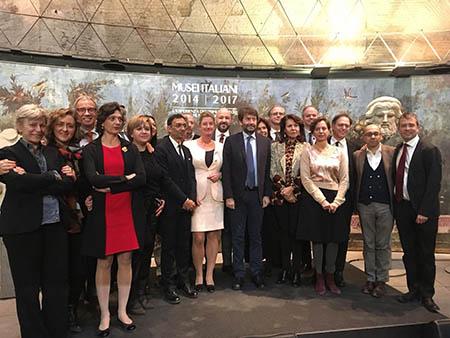Musei italiani 2014-2017