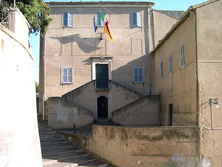 Palazzo comunale di Cori (LT)