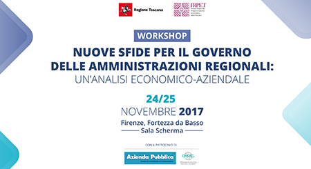 Regione Toscana workshop
