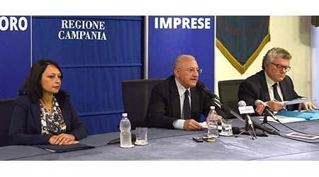 Confindustria Campania, accordo con i sindacati per lo sviluppo del territorio