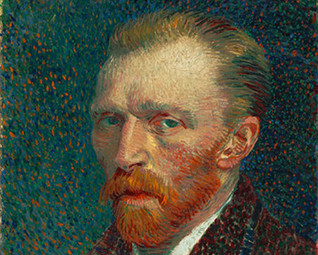 Vincent Van Gogh 'Autoritratto'