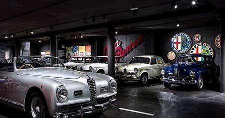 museo Alfa Romeo di Legnano