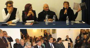 Antonio Dura, Gabriella Taddeo, Giorgio Napolitano, Claudia Bonasi