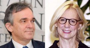 Enrico Rossi e Monica Barni