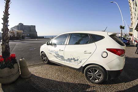 European fuel Cell a Napoli
