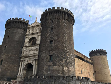 Maschio Angioino Napoli