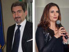 Raffaele Cattaneo e Cristina Cappellini