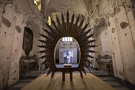 SMMAVE mostra 'Sguardi' Misericordiella 'Quartieri di vita' ph. Salvatore Pastore