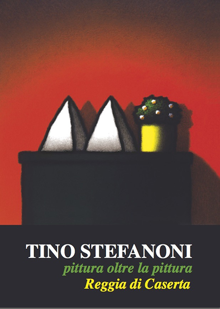 Tino Stefanoni 'Pittura oltre la pittura'
