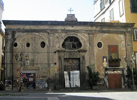 Chiesa dei Santi Cosma e Damiano in largo Banchi Nuovi