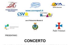 """Concerto """"Banda musicale a Somma Vesuviana"""""""