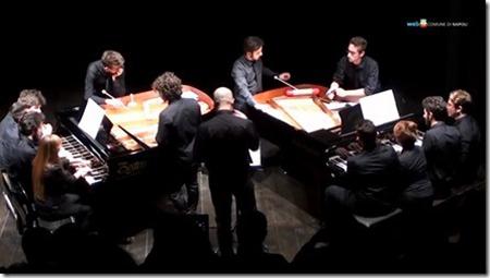 Festival Internazionale di Pianoforte da 4 a 24 mani