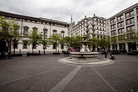 Piazza Fontana, Milano