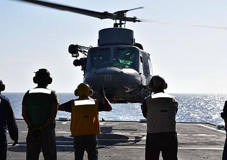 Cassiopea Casevac ph Marina Militare
