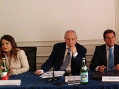 Concetta Riccio, Aldo Petrucciani e Vincenzo Moretta