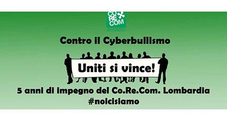 'Contro il Cyberbullismo uniti si vince'