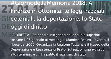 #GiornodellaMemoria2018