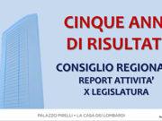 Lombardia X legislatura