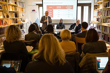 Premio ITAS, presentazione a Milano