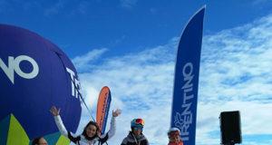 Atlete toscane campionati-sci di Peio (TN)