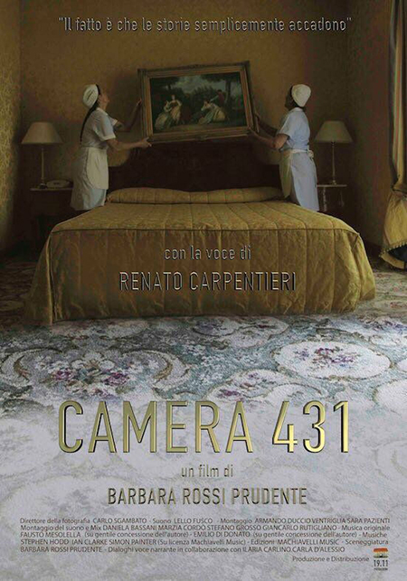 'Camera 431' di Barbara Rossi Prudente