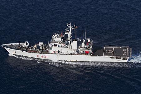 Cassiopea ph. Marina Militare