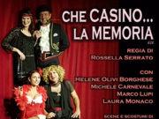 'Che casino la memoria'