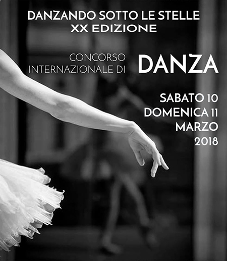 'Danzando sotto le stelle 2018'