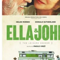 'Ella & John' poster