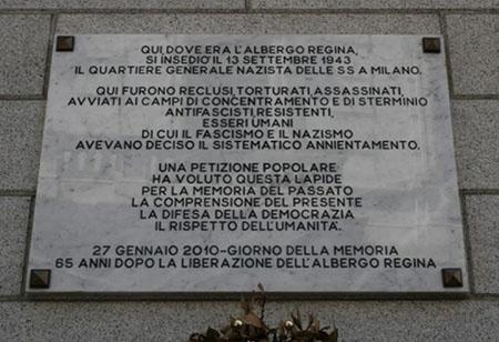 ex Albergo Regina di Milano