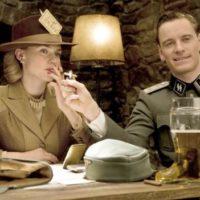 'Bastardi senza gloria' Michael Fassbender e Diane Kruger