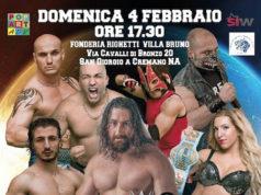 I miti del wrestling: Tempesta su Napoli