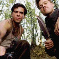 'Bastardi senza gloria' Brad Pitt e Eli Roth