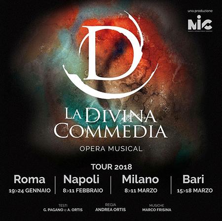 La Divina Commedia Opera Musical'