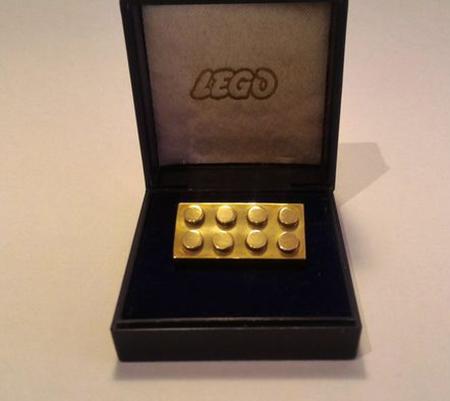 Lego d'oro