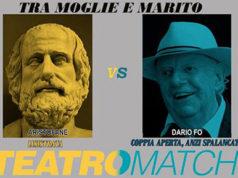 Teatro Match: Aristofane vs Dario Fo