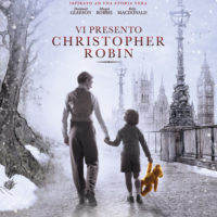 'Vi presento Christopher Robin' locandina