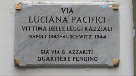 via Luciana Pacifici, Napoli