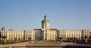 Berlin-Schloss Charlottenburg giardino - ©Hans Bac